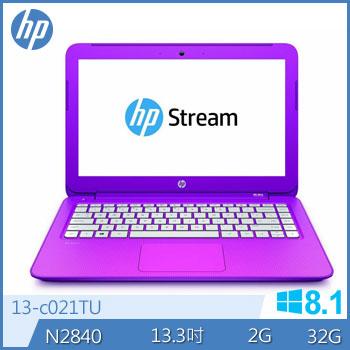HP 雙核Win8 輕巧筆電(13-c021TU)