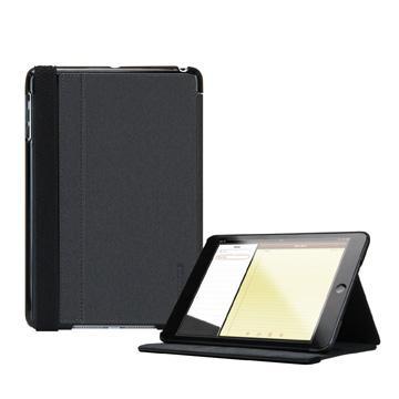 TUNEWEAR iPad mini 3布質保護套-黑(TW-GI-MINIFOLIO-01K)