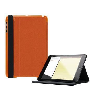 TUNEWEAR iPad mini 3布質保護套-橘(TW-GI-MINIFOLIO-02O)