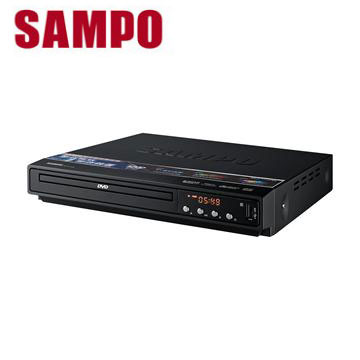 【福利品】聲寶DVD影音光碟機(DV-TU221B)