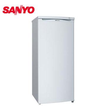 【福利品】三洋145公升直立式冷凍櫃