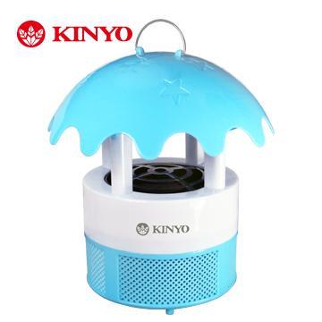 KINYO 水滴造型吸入式強效捕蚊燈(KL-101(USB))