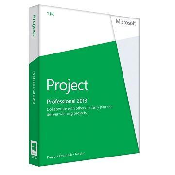 Project 2013 中文專業版(Project Pro 2013-中)