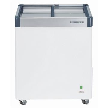 LIEBHERR 108公升玻璃推拉冷凍櫃(EFE-1102)