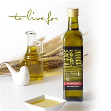 【即期品】to live for 澳洲冷壓初榨橄欖油(SFB-EVOO20141120)