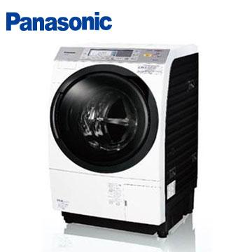 Panasonic 10.5公斤nanoe泡洗淨滾筒洗衣機(左開)