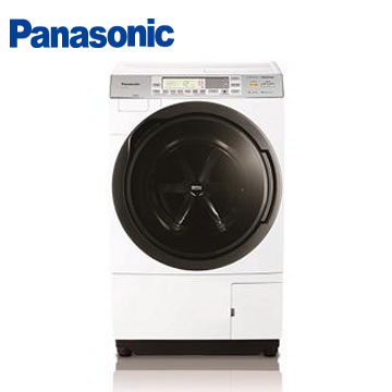 Panasonic 10.5公斤nanoe泡洗淨滾筒洗衣機(右開)
