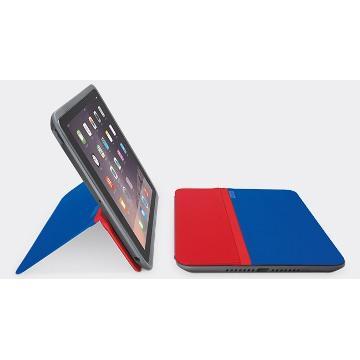 【iPad Mini】羅技 AnyAngle 保護殼-藍紅