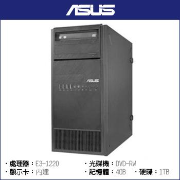 ASUS TS110 E3-1220v3 AST1300 桌上型電腦(TS110-E8-PI4)