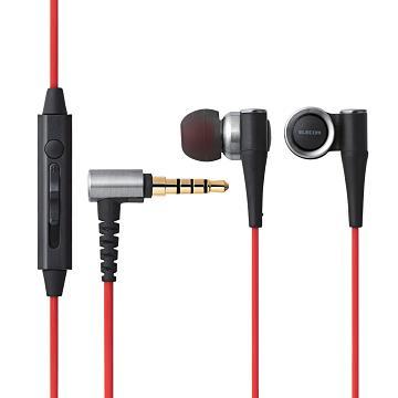 ELECOM Hi-Res超高效能耳機麥克風-銀(EHP-CH1000SSV)