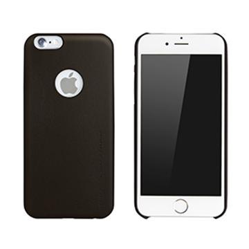 【iPhone 6 Plus】RA 奢華風超薄皮套-古銅黑(RAIA-USI6PLBK)
