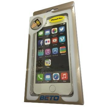 BETO iPhone 6 Plus 手機保護套-透明(iphone-6-pbk)