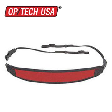 OP/TECH USA 相機減重背帶-紅(OT1002252)