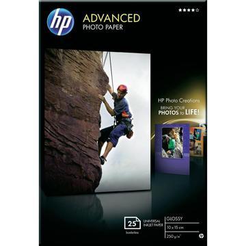 HP Advanced 先進相紙(Q8691A)