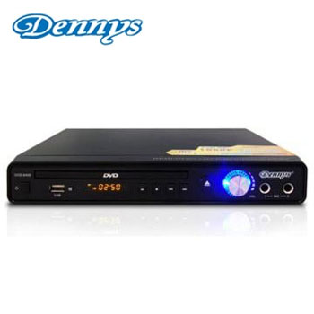 Dennys HDMI DVD播放器   DVD-6400(DVD-6400)
