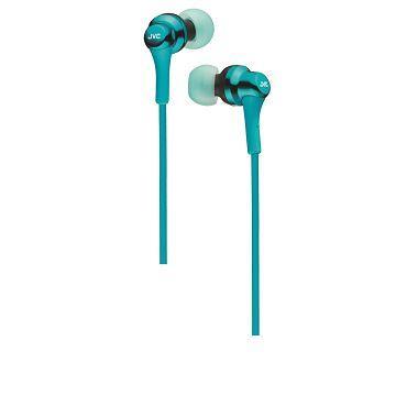 JVC HA-FX26 入耳式耳機-淺藍(HA-FX26-Z)