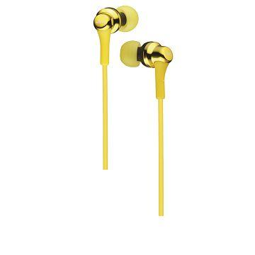 JVC HA-FX26 入耳式耳機-黃(HA-FX26-Y)