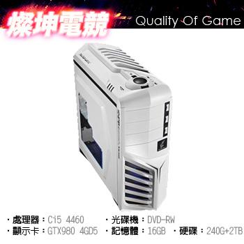 【燦坤電競】MONSTER  Ci5 16G GTX980 SSD+2T()