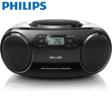 【福利品】PHILIPS藍牙手提CD音響(AZ330T)