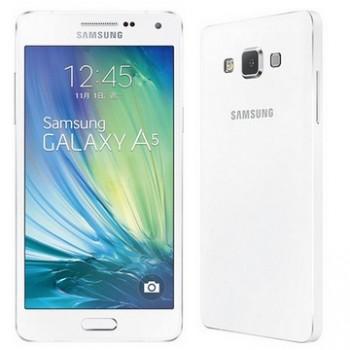 SAMSUNG Galaxy A5 4G LTE薄型機-白(SM-A500YZ)