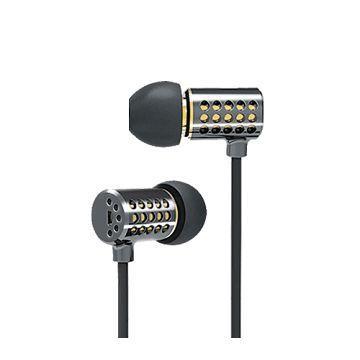 JETART 入耳式精密陶瓷重低音耳機-黑(EPA100)