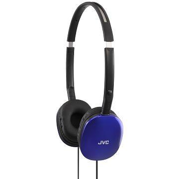 JVC HA-S160頭戴式耳機-藍(HA-S160-A)