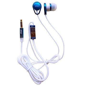 BSD SP-956入耳式耳機-藍(SP-956-A)
