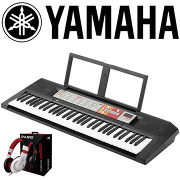 YAMAHA 61鍵手提式電子琴+頭戴式耳機(PSR-F50)