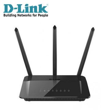 D-LINK AC1750 雙頻Gigabit無線路由器(DIR-859)