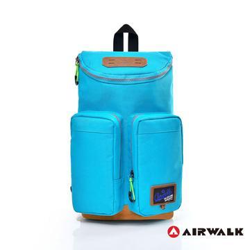 Air Walk 動感星球系列單肩雙包-藍(A431321781)