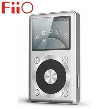FiiO X1隨身無損音樂播放器-銀(FiiO-X1-S)