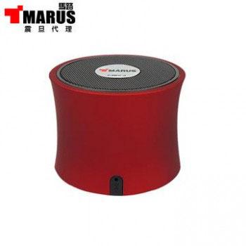 【福利品】 MARUS NFC/藍牙揚聲器 MSK-150(MSK-150-RD(紅))