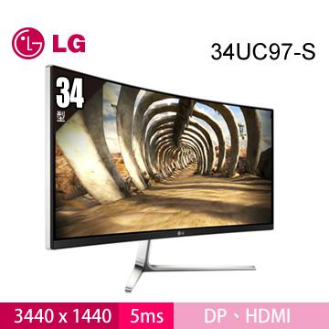 LG 34UC97-S 34型 Curve Monitor(34UC97-S)