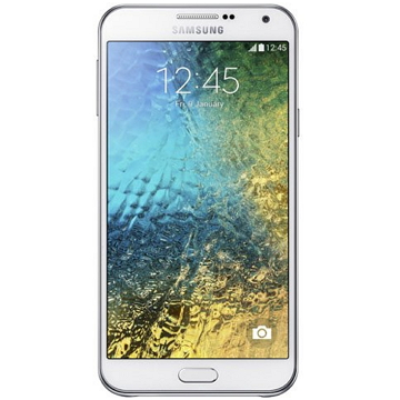SAMSUNG Galaxy E7享樂機-白 SM-E700-白