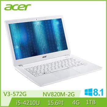 ACER V3-572G Ci5 獨顯 FHD 筆電(V3-572G-545S)