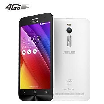 【16G】ASUS ZenFone2 5.5吋-白(2G RAM)(ZE550ML-1B005TW)