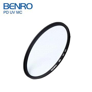 BENRO 百諾 PD UV WMC 82mm抗耀光奈米鍍膜保護鏡(PD UV 82mm)