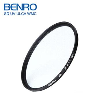 BENRO 百諾  SD UV ULCA WMC 105mm 超低色散UV鏡(SD UV 105mm)