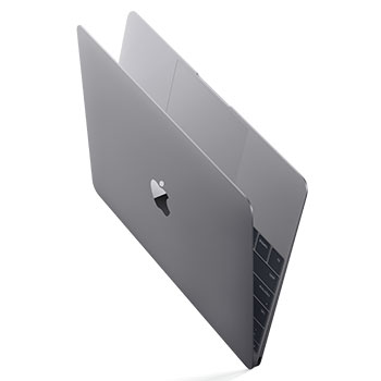 "【512G】MacBook 12"" 太空灰(1.2GHz/HD5300)(MJY42TA/A)"