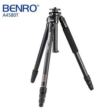 BENRO 百諾 A4580T 經典系列鋁合金三腳架(A4580T(不含雲台))