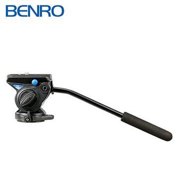 BENRO 百諾 S4 鎂合金油壓雲台(承載4kg)(S4)