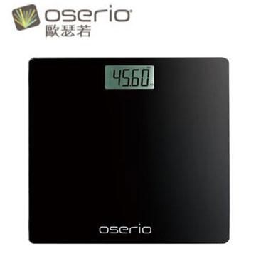 oserio超薄玻璃體重秤(BAG-280)