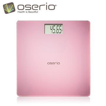oserio超薄玻璃體重秤(BAG-280P)
