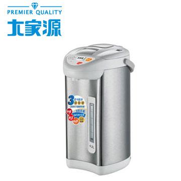 大家源4L三段定溫節能電動熱水瓶(TCY-2024)