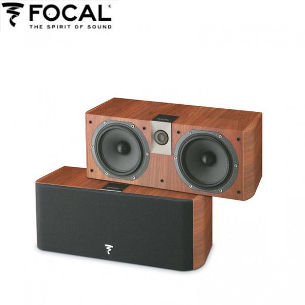 Focal 中置喇叭(Chorus CC700(胡桃木))