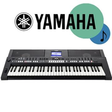 YAMAHA 61鍵專業伴奏琴(PSR-S650)