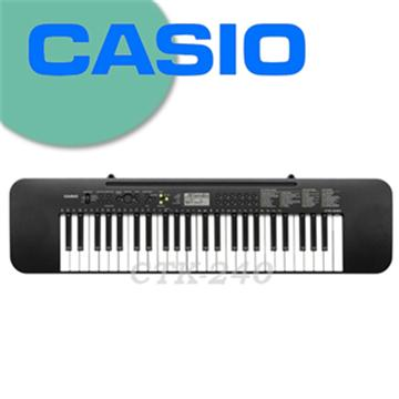 CASIO 49鍵電子琴(CTK-240)