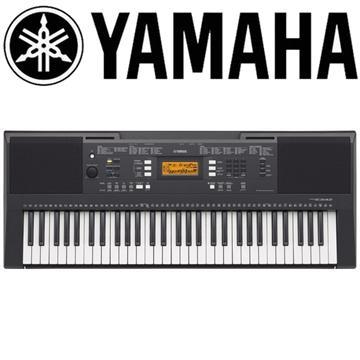 YAMAHA 61鍵電子琴(PSR-E343)