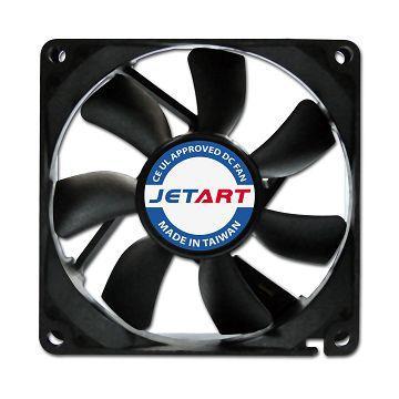 JETART 8公分靜音直流風扇
