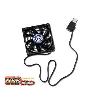 JETART 8公分 USB 靜音系統風扇(DF8015UB)